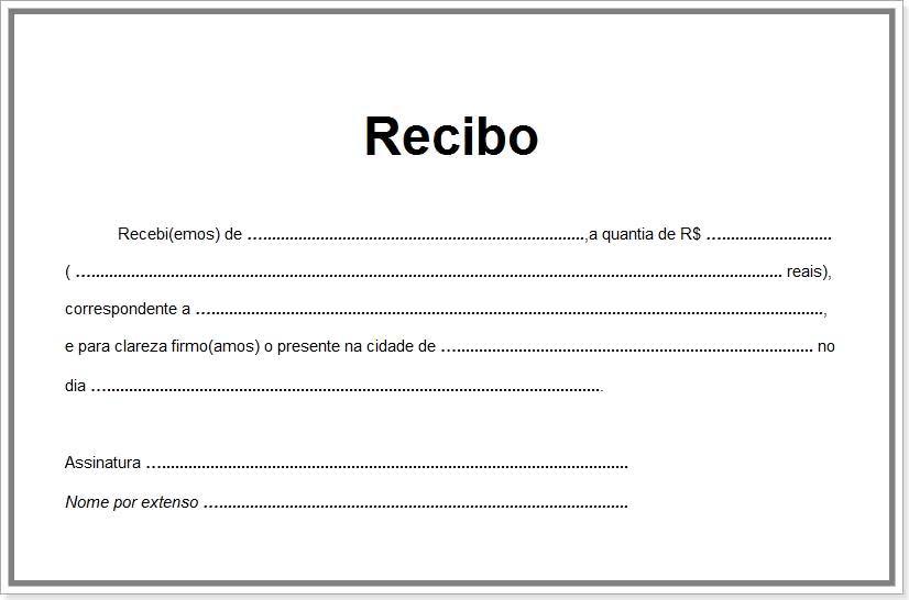Recibo Online