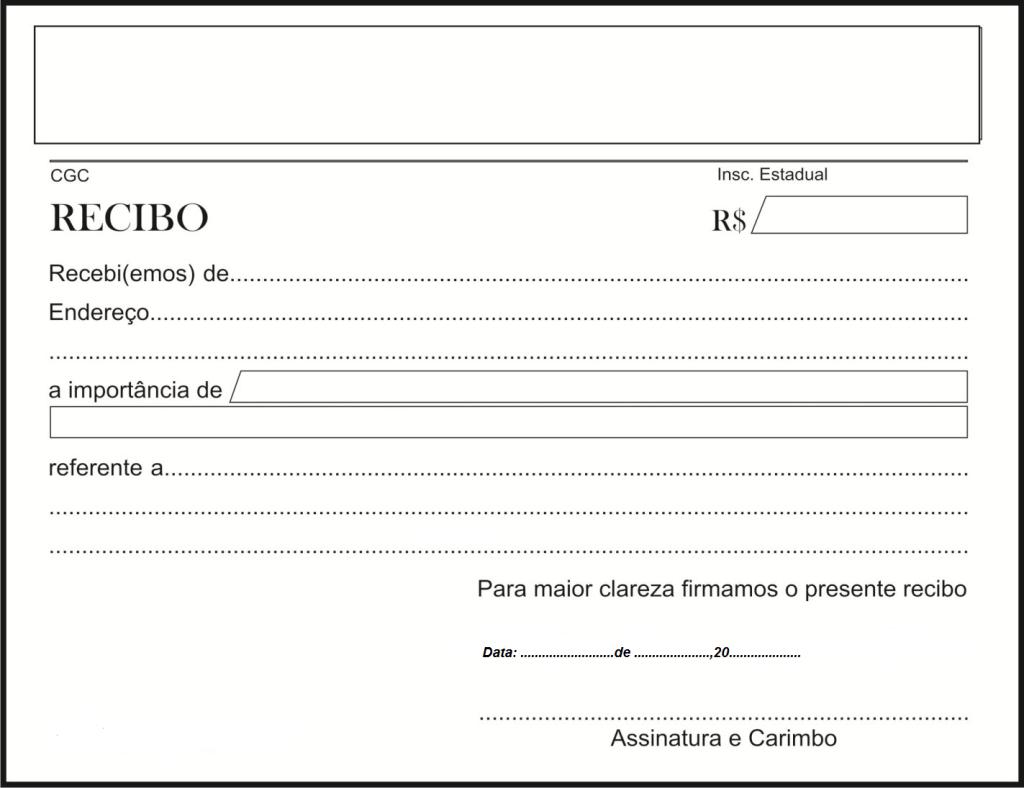 Recibo de obra modelos informa es for Nomina en blanco para rellenar word